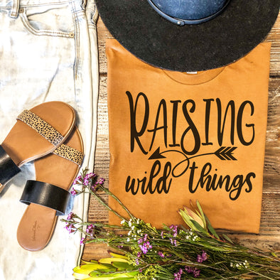 Raising Wild Things Shirt
