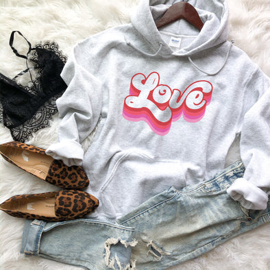 Love Valentines Day Sweatshirt