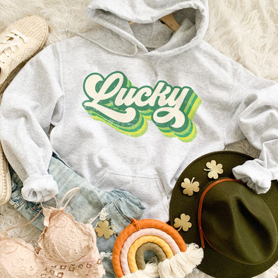 Retro Lucky Sweatshirt