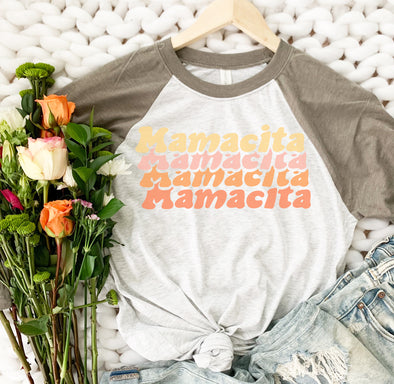 Retro Sunshine Mamacita Shirt