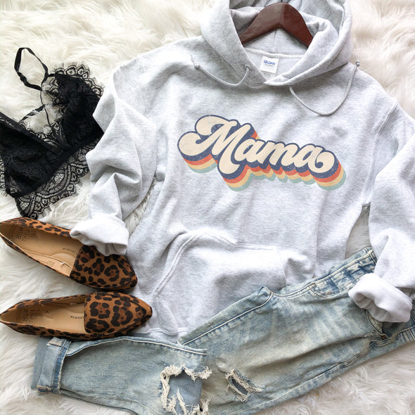 Retro Mama Sweatshirt