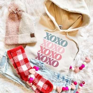 XOXO Valentines Day Sweatshirt