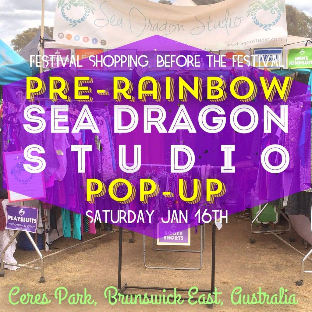 Pre-Rainbow Serpent Festival Pop-Up Shop at Ceres
