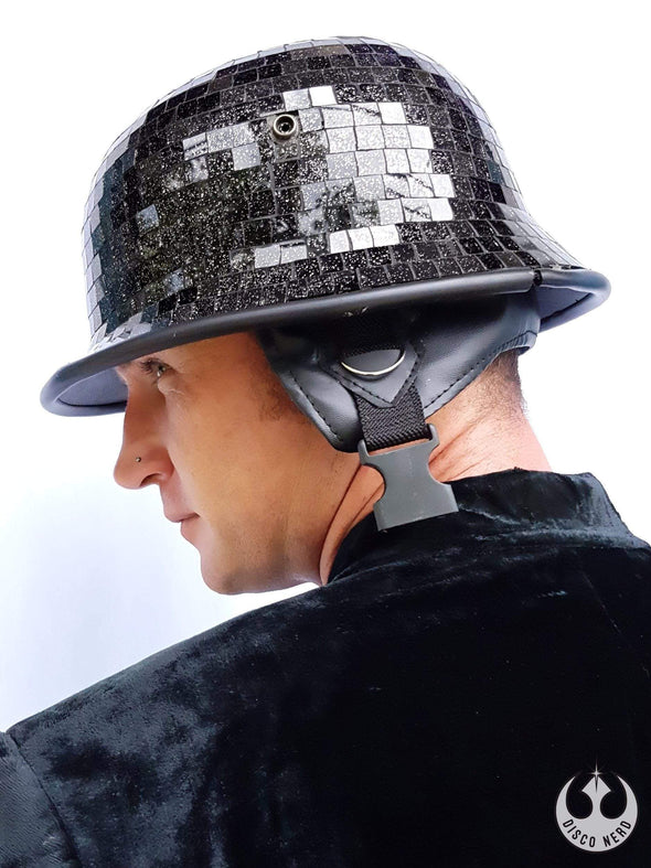 Disco Trenchy Party Helmet