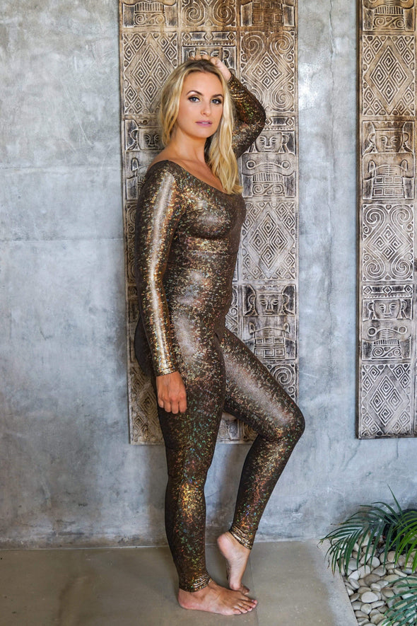 KittyGirl Holographic Catsuit | 13 Colors
