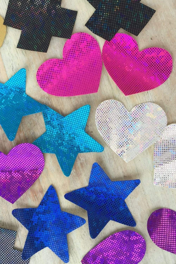 Holographic Pasties | 13 Colors