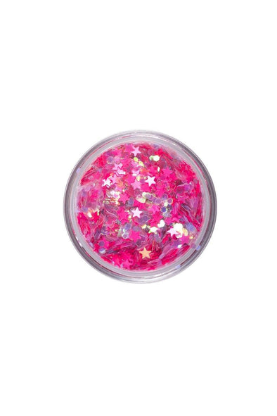 Pink Sugar Loose Glitter | DAMED