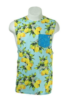 Lemonade Sleeveless Tee