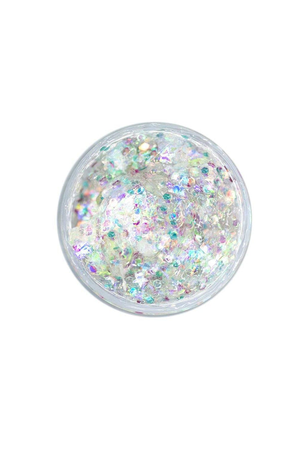 Holographic Glitter Gel | Damed - Glitter