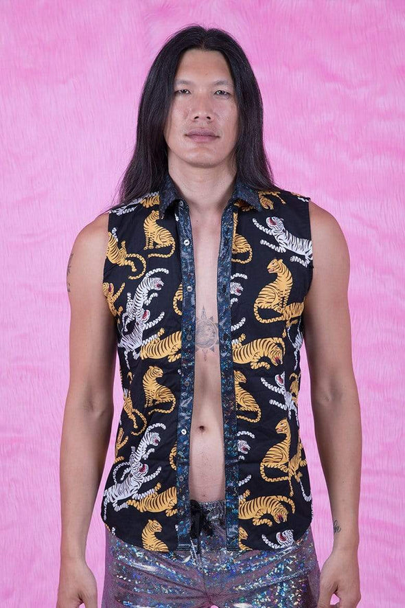 Blind Tiger Sleeveless Shirt