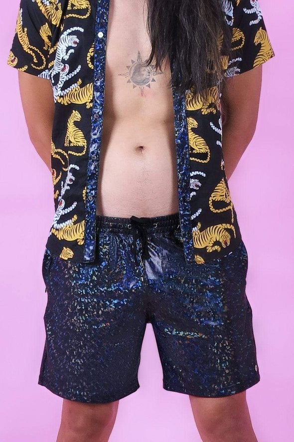 Ultimate Mens Shorts - Men's Bottoms From Sea Dragon Studio Festival & Rave Outfit Collection