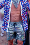 Ultimate Mens Shorts - Men's Bottoms From Sea Dragon Studio Festival & Rave Clothing Collection