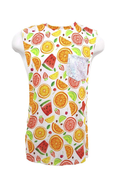 Fruit Punch Sleeveless Tee