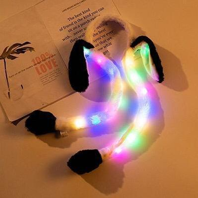 LED Bunny Ears Accessories Other Sea Dragon Studio