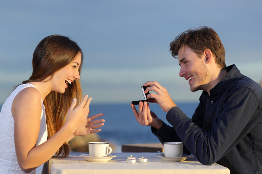 9 Romantic Ways to Propose to your Special Person