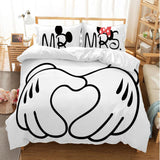 Mr/Mrs Bedding Set
