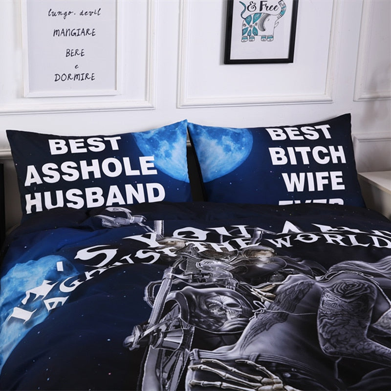 We Got This Bedding Set
