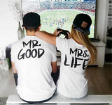 Good Life Couple Shirts