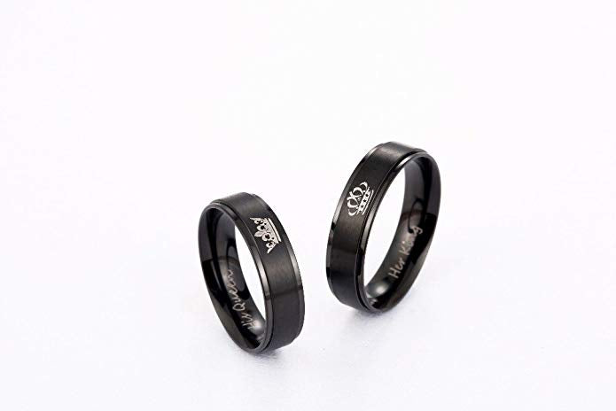 King & Queen Ring