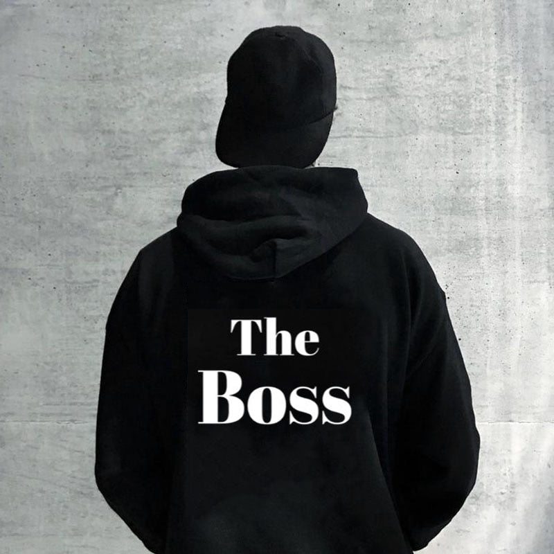 Boss/Real Boss Hoodies