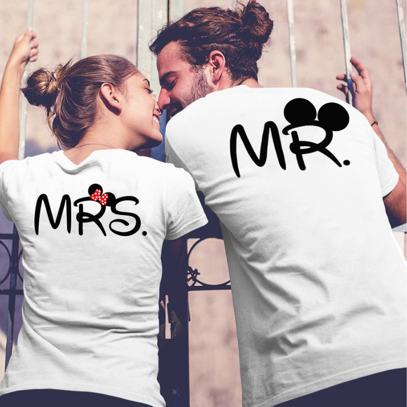 Mr/Mrs Lover Shirts
