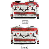 Love Reindeer Christmas Sweaters (One Size)