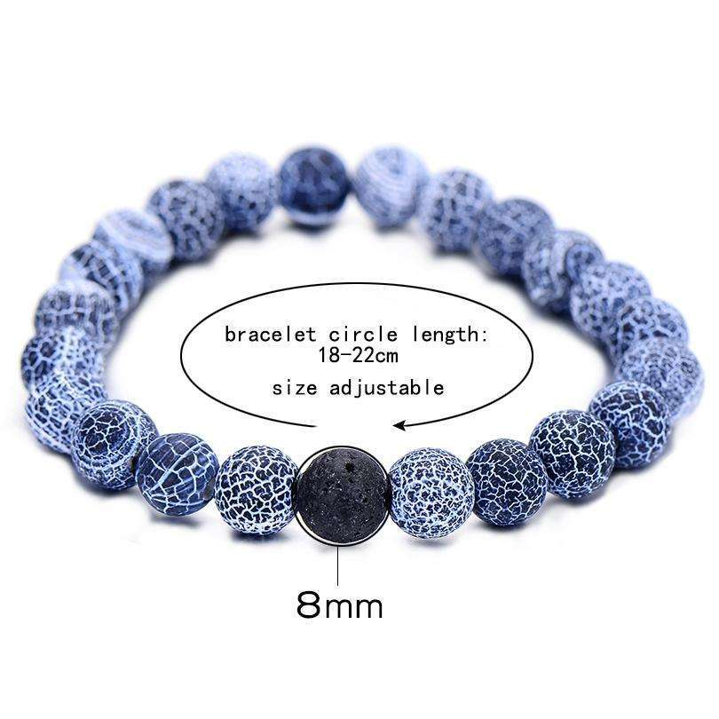 Couple Lover Bracelets (Stacked) - Holistic Bear