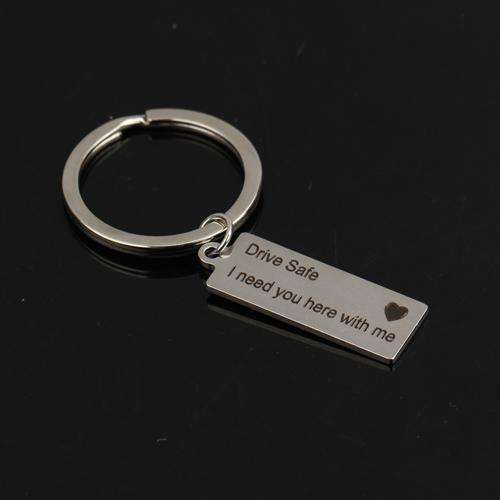 Drive Safe Lover Keychain - Holistic Bear