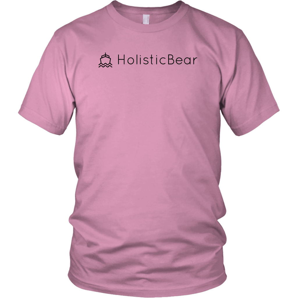 Holistic Bear Branded Shirt - Holistic Bear