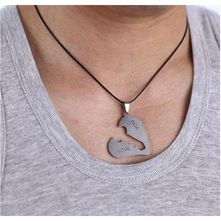 I Love You Key Necklace - Holistic Bear