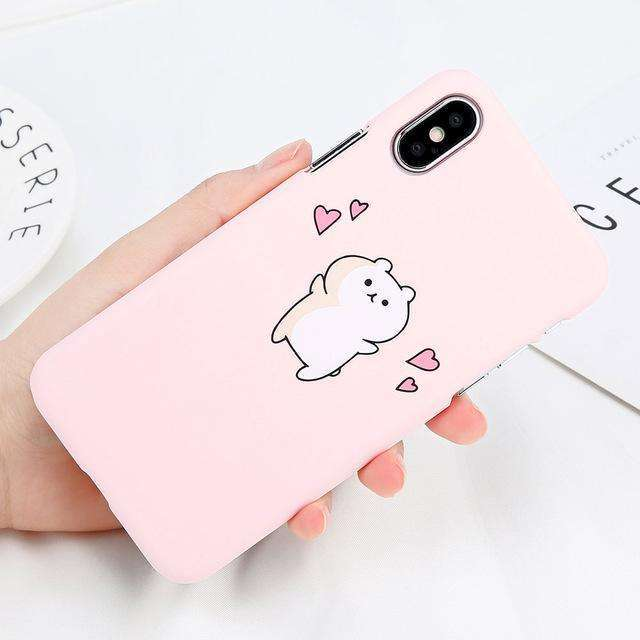 King & Queen Phone Case - Holistic Bear