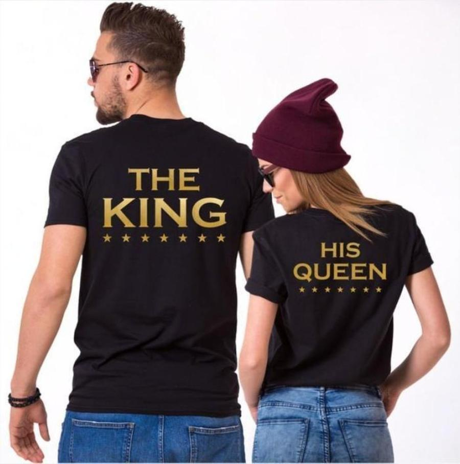 King & Queen Shirts