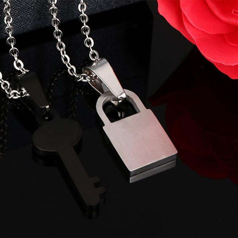 Love Lock Necklaces - Holistic Bear