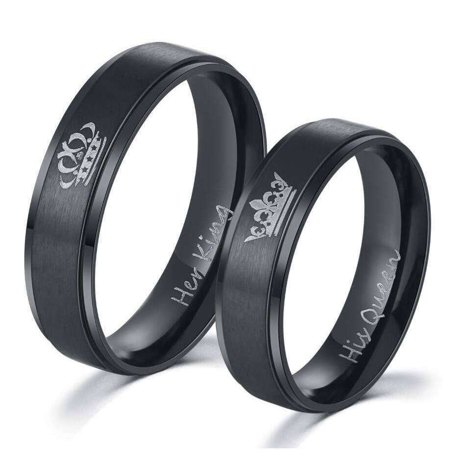 King & Queen Ring - Holistic Bear