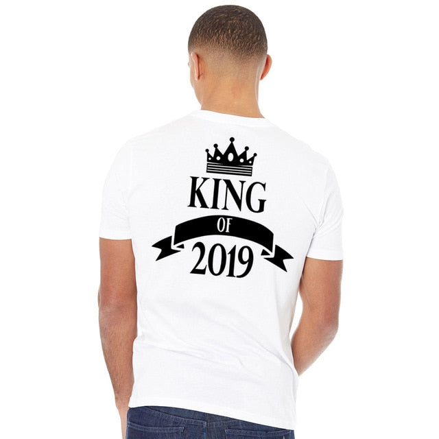 King & Queen Of 2019 Shirts