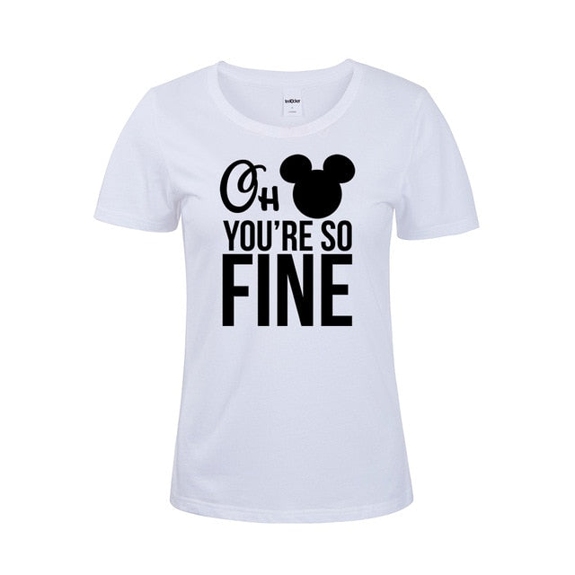 Disney Couple's Shirts