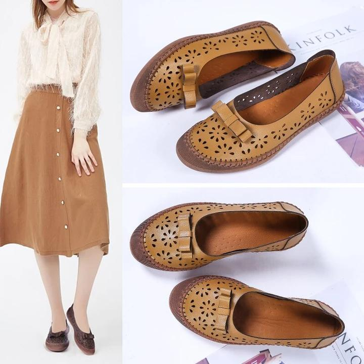 Women's Casual Leather Shoes