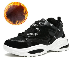 Cushioning Height Platform Breathable Sports Shoes