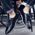 Men's Comfy Leather Slip-on Shoes