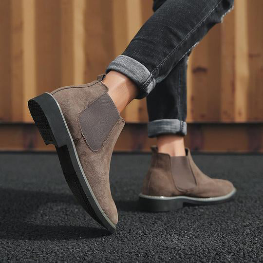 Men Chelsea Ankle Boots