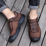 Men's Fashion Retro Cow Leather Shoes