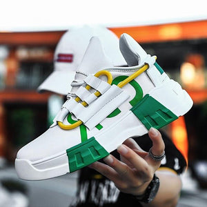 Men Lace-up Comfortable Fashion Shoes
