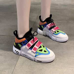 2019 Women Chunky Fashion Sneakers