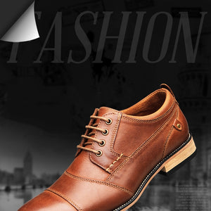 2019 Top Quality Genuine Leather Shoes