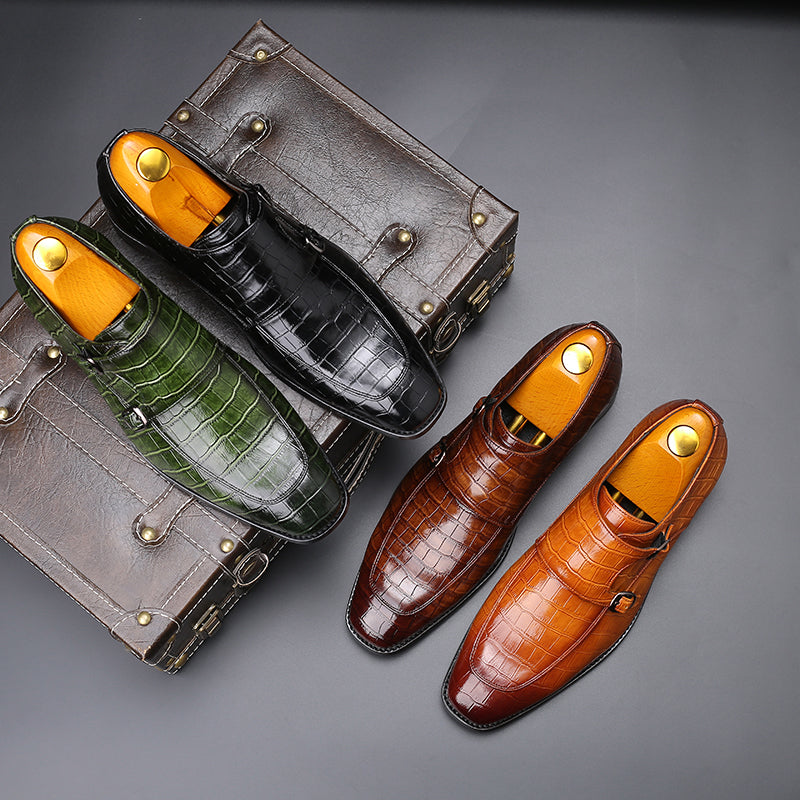Men's Brand Leather Formal Shoes
