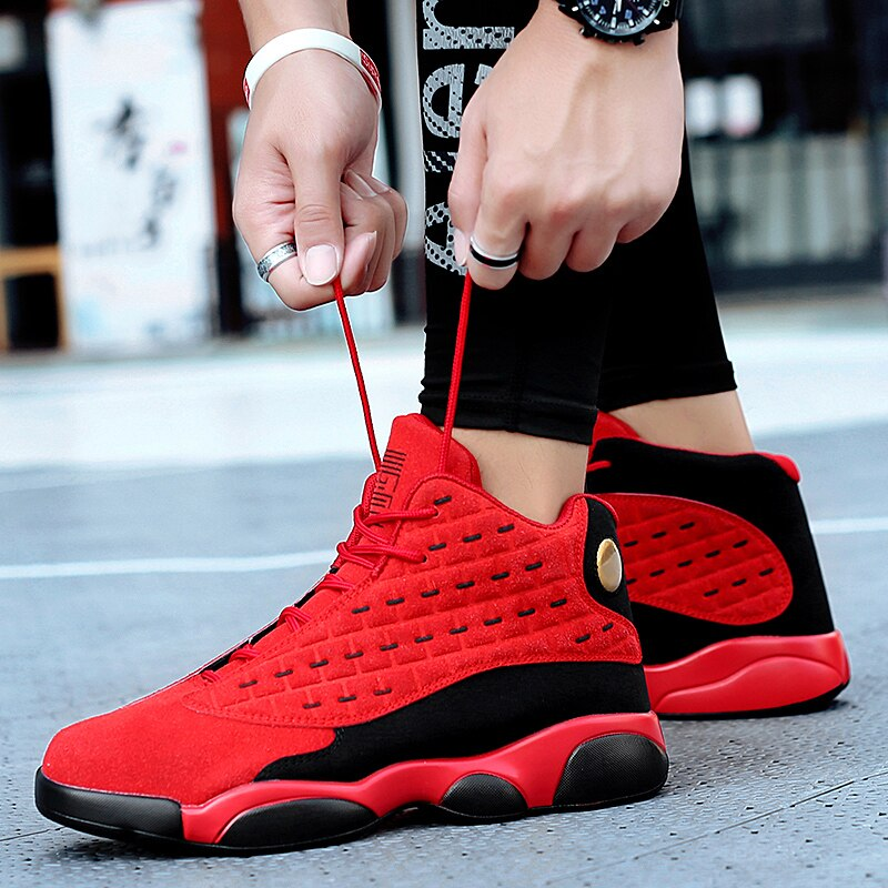 High Top Gym Training Sneakers