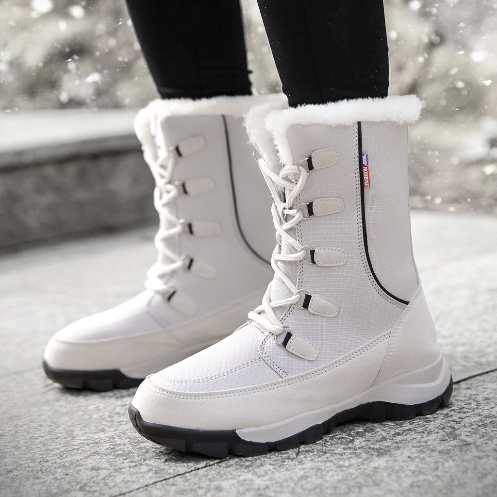 2019 New Style Women Fashion Snow Boots