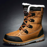 Waterproof Ankle -30 Degree Celsius Warm Boots