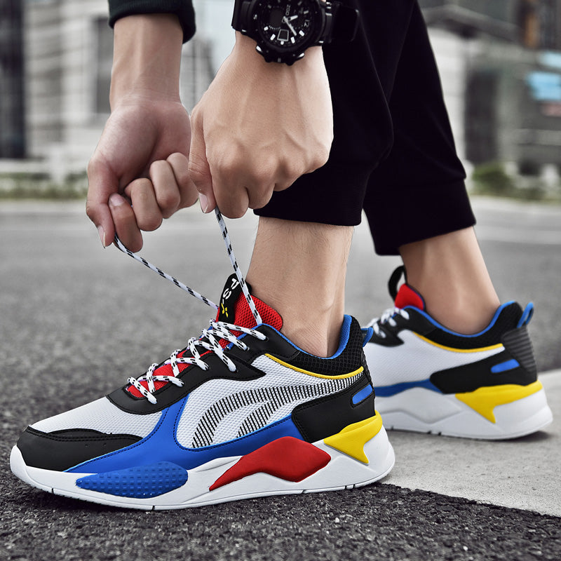 Hot Sale Fashion Patchwork Sneakers