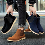 Fashion Tide Ankle Boots